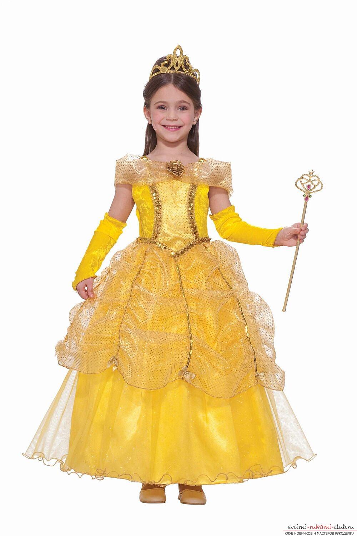 Платье феи для детей