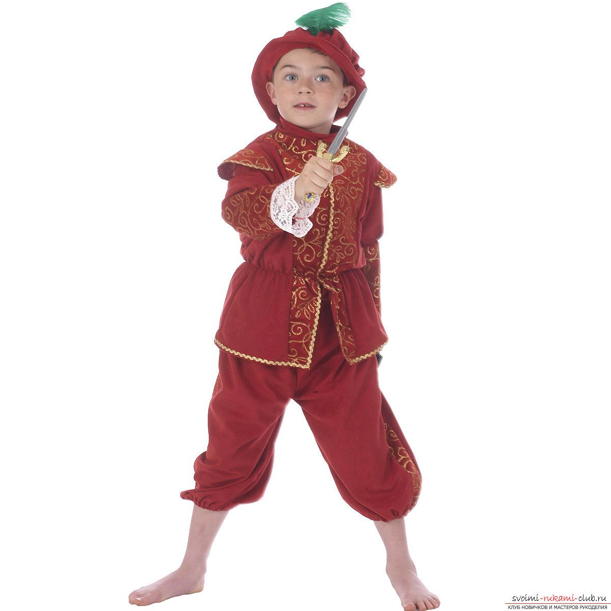 Как сделать костюм пирата для мальчика своими