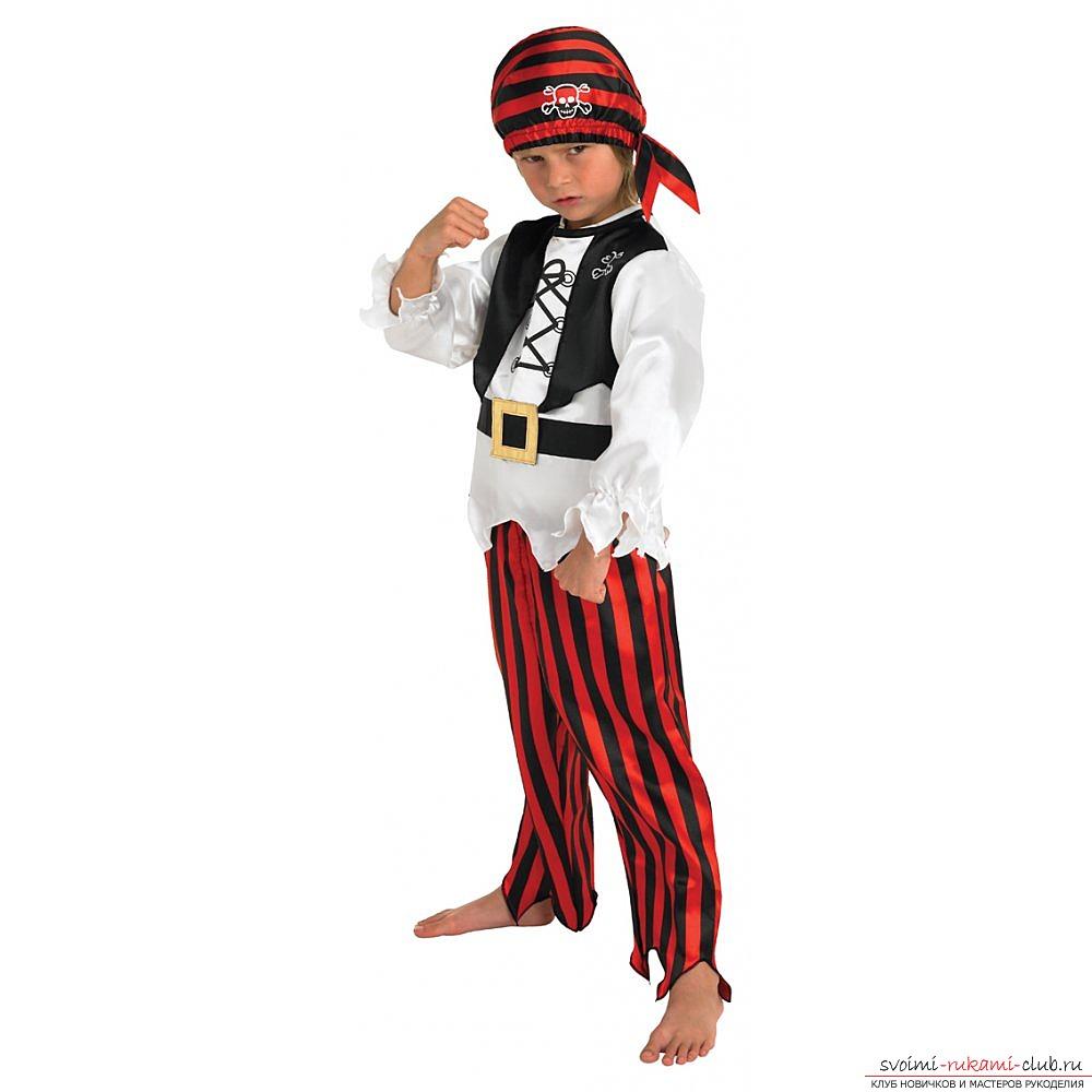 Как сделать костюм разбойника фото 108