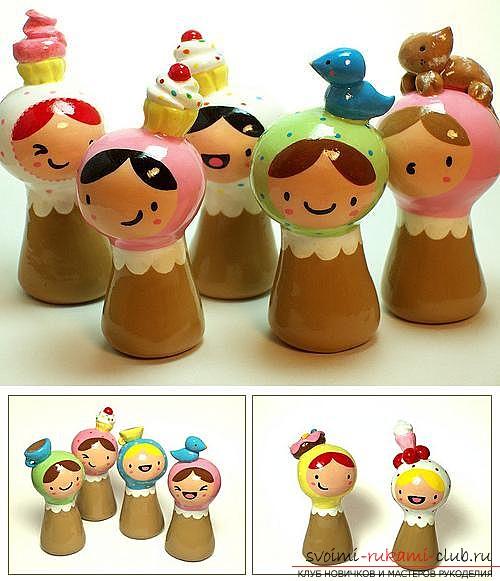 Как сделать куклу из фоама своими руками. Видео