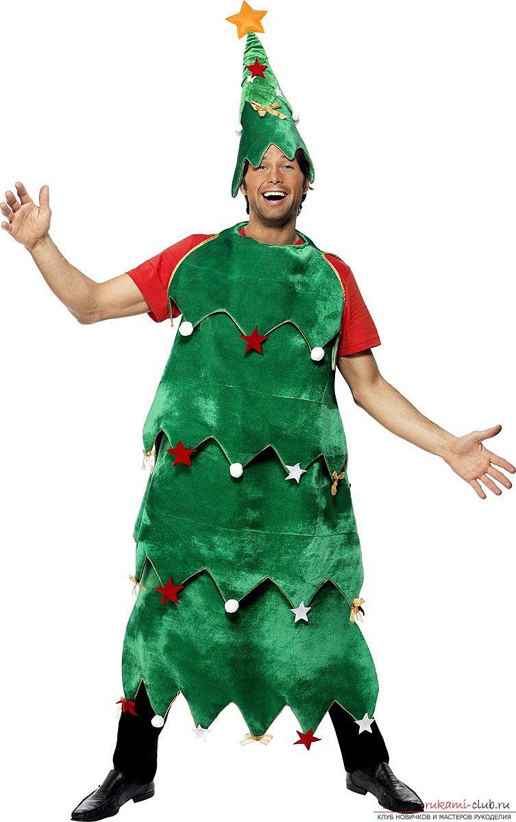 Новогодние костюмы - великолепный способ самовыражения на празднике 20 фотографий