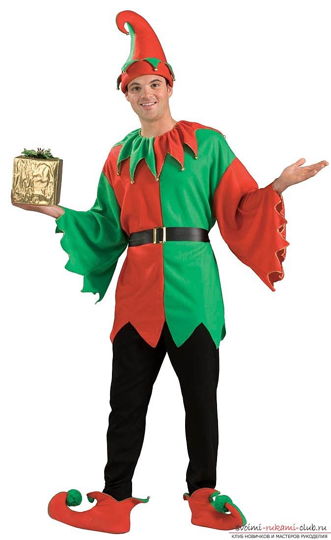 Новогодний костюм фокусника для мальчика своими руками