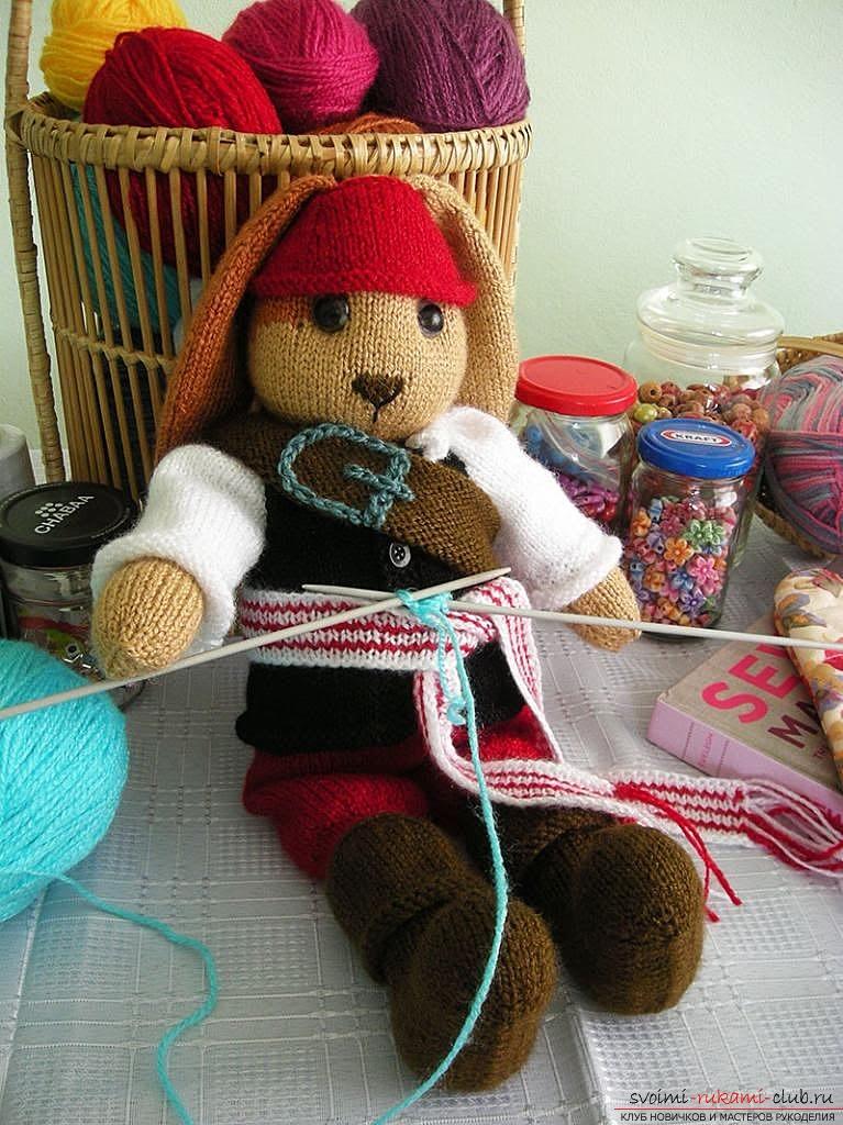 Своими руками клуб мастеров и мастериц вязание спицами