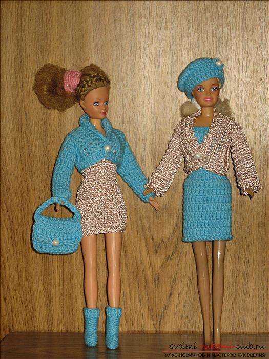 Как Сделать Для Куклы Одежду