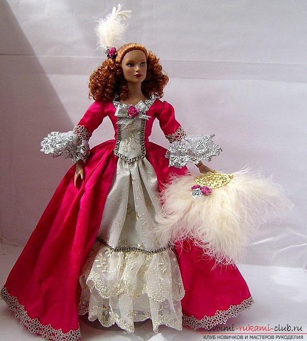 Кукла Барби в шикарном