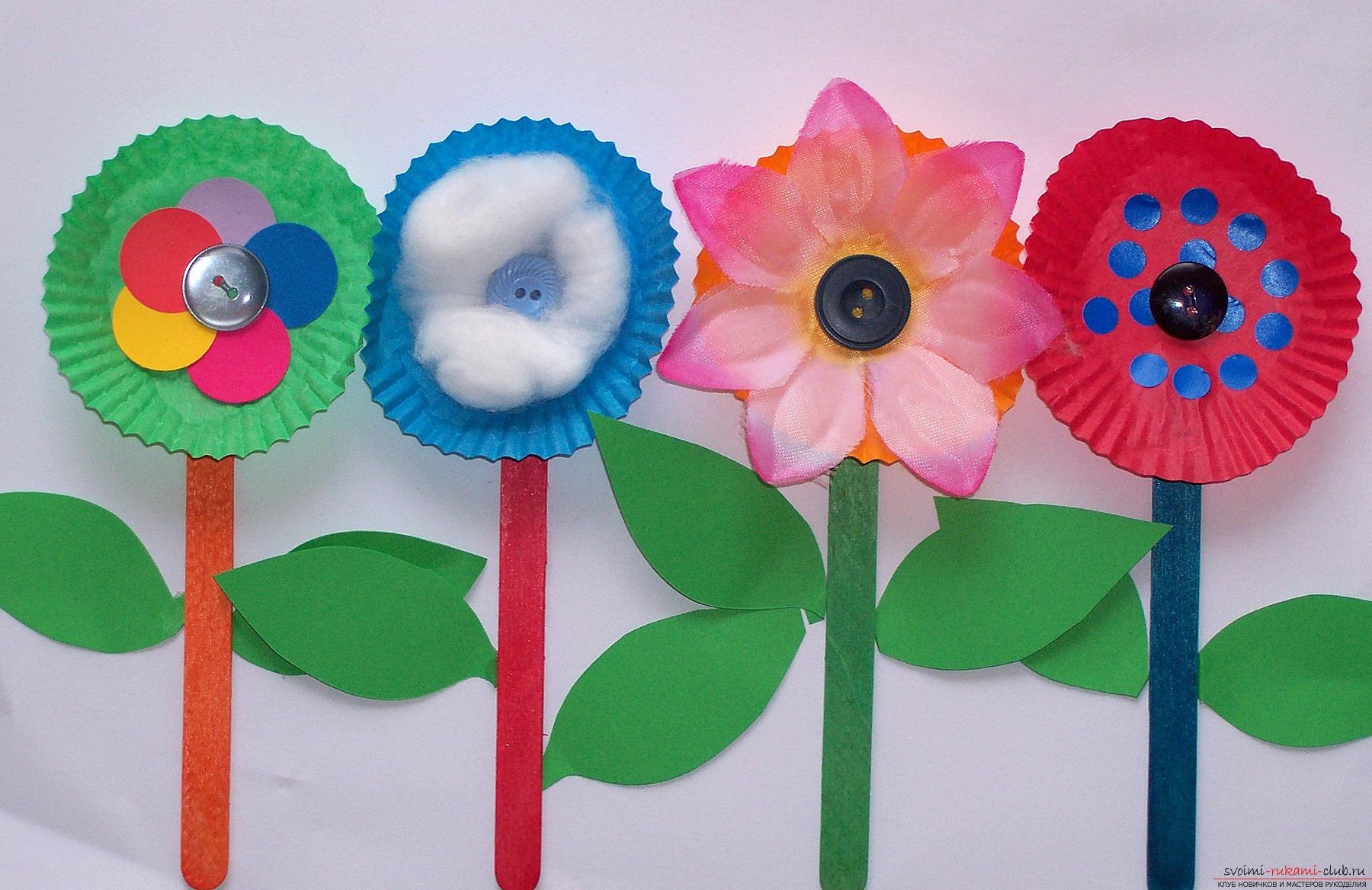 Поделки для детского сада своими руками на новый год фото