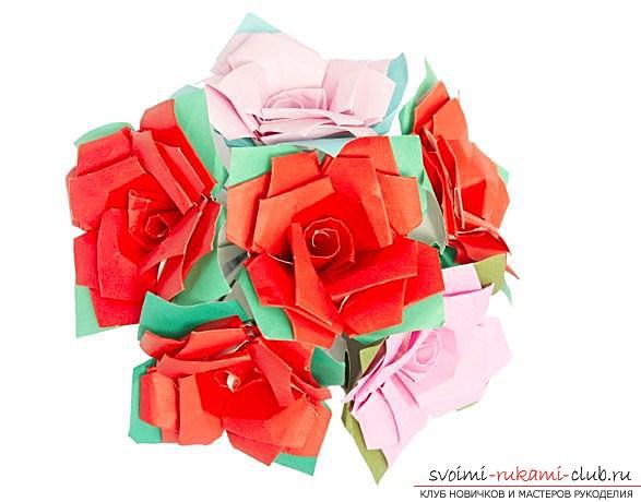 Цветы из салфеток - лёгкий способ украсить помещение или сцену для какого-либо мероприятия 15 фотографий