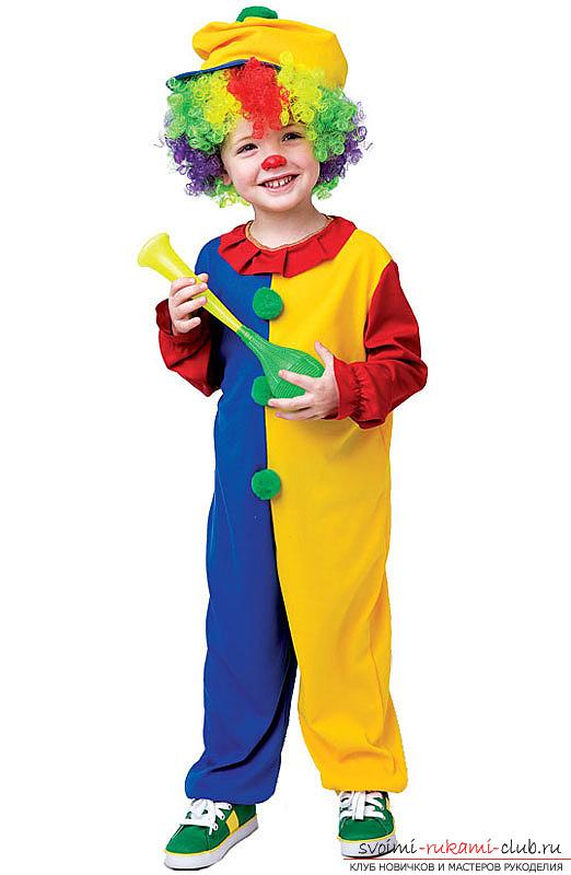 Костюм клоуна своими руками фото 2017, 20 фотографий - photo#39