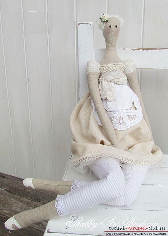 Кукла тильда своими руками платье