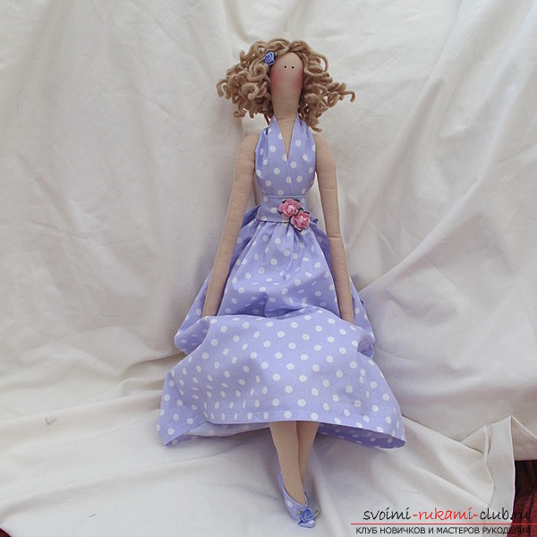 Красивая кукла Тильда своими руками отлично скрасит своей красотой Ваше одиночество 19 фотографий