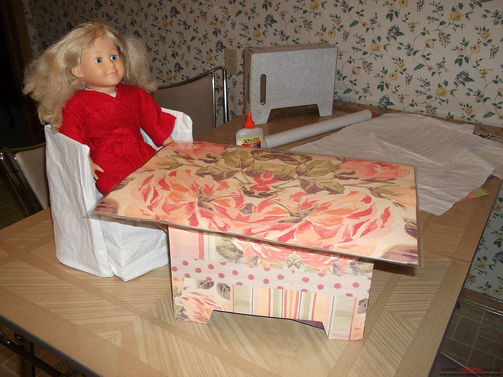 Декоры для кукол