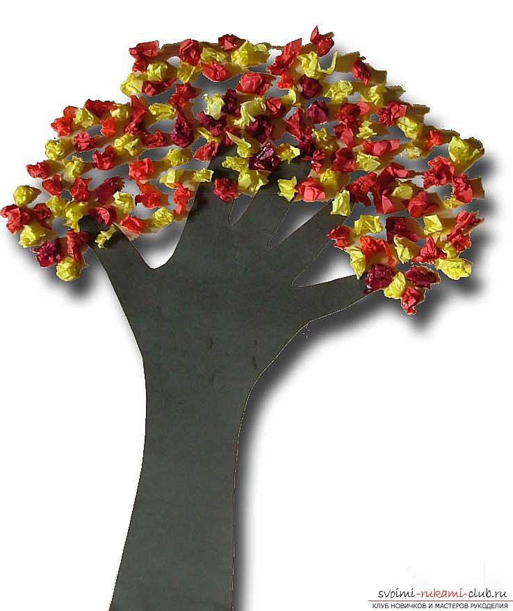 Как сделать поделку своими руками дерево