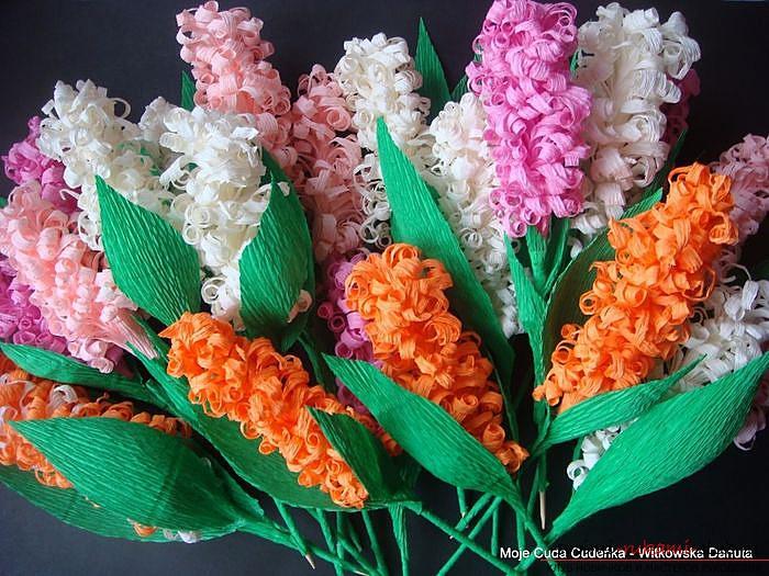 Цветы поделки своими руками мастер класс фото