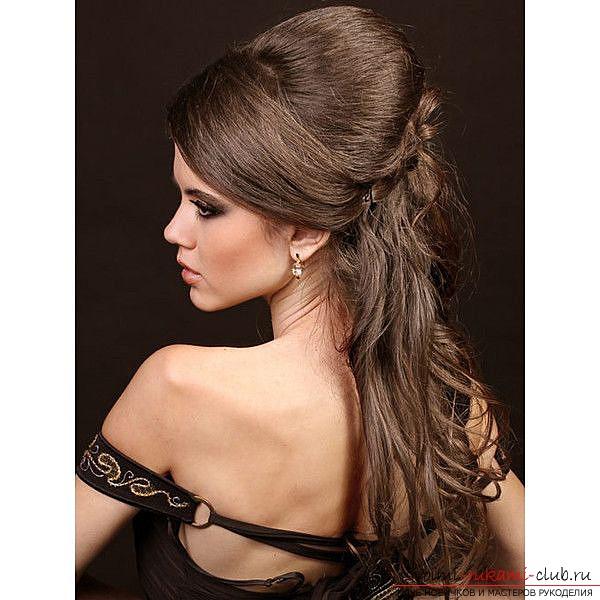 прически волос на длинные волосы фото