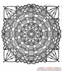 Вязание шали крючком схемы фото