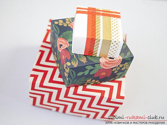 Звездочки оригами из бумаги своими руками