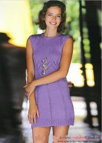 Модные модели вязания спицами весна 2015 для женщин и детей с