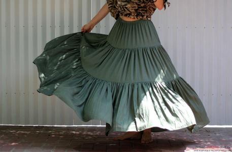 как сшить пляжную юбку своими руками пошаговая инструкция - фото 6