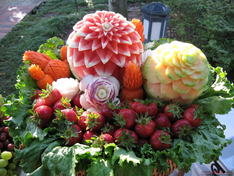 Поделки из овощей баклажаны