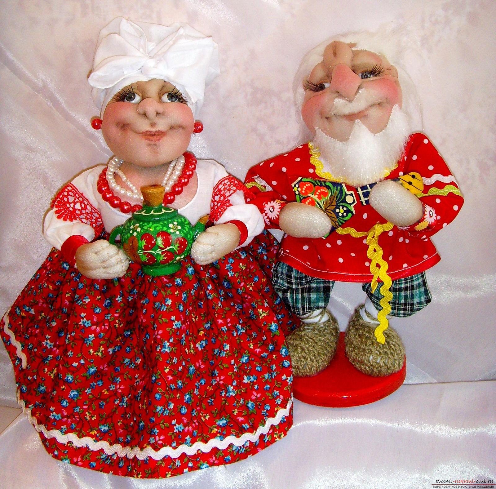 Куклы из синтепона своими руками фото и мастер класс
