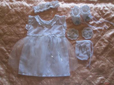 Как сшить ребенку платье для начинающих фото 676