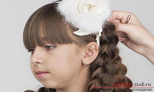 Прически на средние не густые волосы своими