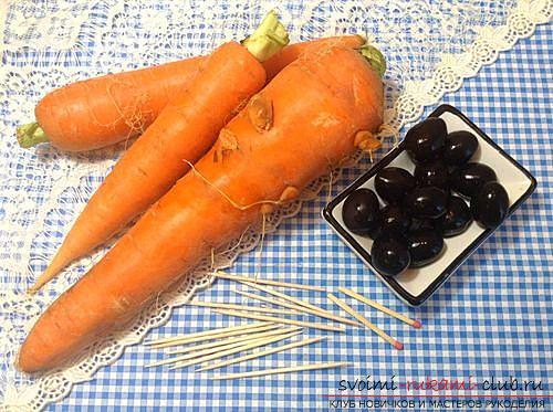 Поделки из овощей своими руками с инструкцией и фото для фото 155