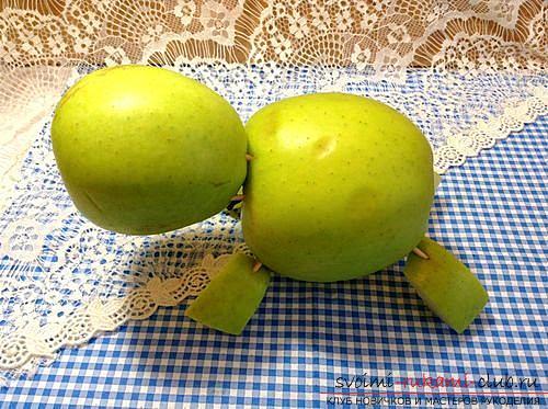Поделки из овощей своими руками с инструкцией и фото для фото 292