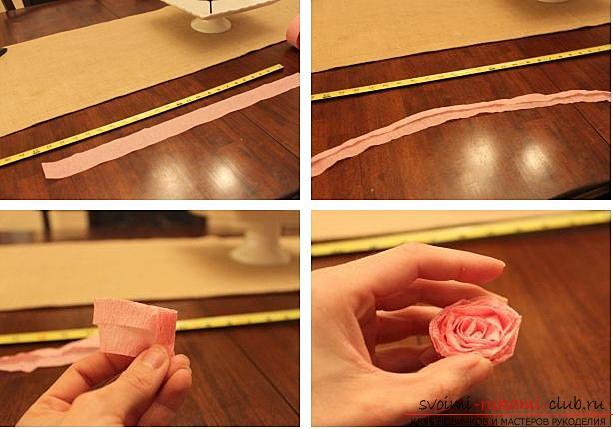 Как сделать декоративное деревце из бумаги, несколько мастер классов по созданию деревьев в технике квилинг, топиариев из бумаги и оригами. Фото №3