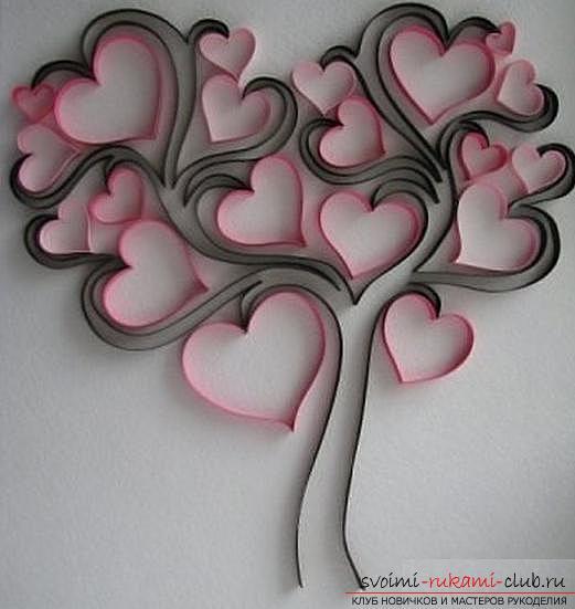 Как сделать декоративное деревце из бумаги, несколько мастер классов по созданию деревьев в технике квилинг, топиариев из бумаги и оригами. Фото №24