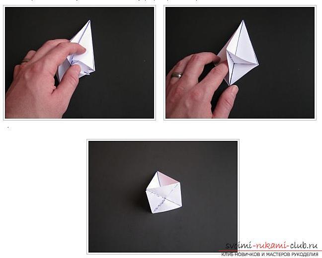Как сделать декоративное деревце из бумаги, несколько мастер классов по созданию деревьев в технике квилинг, топиариев из бумаги и оригами. Фото №35