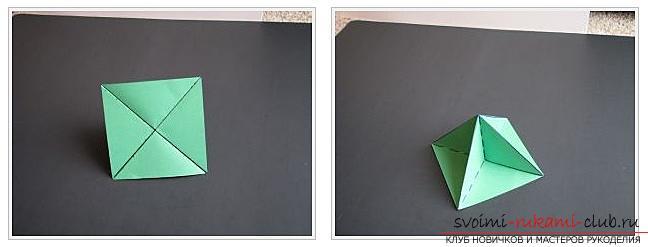 Как сделать декоративное деревце из бумаги, несколько мастер классов по созданию деревьев в технике квилинг, топиариев из бумаги и оригами. Фото №32