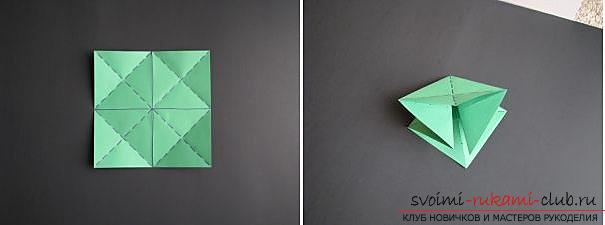 Как сделать декоративное деревце из бумаги, несколько мастер классов по созданию деревьев в технике квилинг, топиариев из бумаги и оригами. Фото №28
