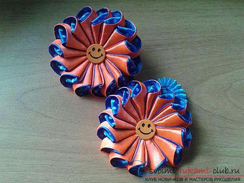 Оригинальный цветок зефирка своими руками. Фото №13