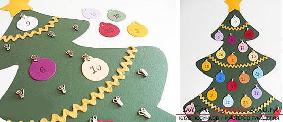 Новогодний декор своими руками, елочки из бумаги, как сделать оригинальную елочку из бумаги своими руками