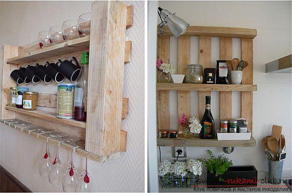 Кухня из паллетов своими руками фото 17