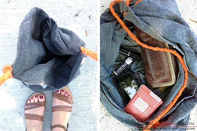 Летние сумки, летняя сумка своими руками, пошаговая инструкция по изготовлению сумки из наволочки