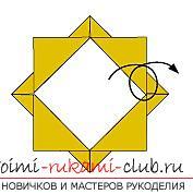 Создание поделок из бумаги своим руками в технике оригами для детей 5 лет.. Фото №15