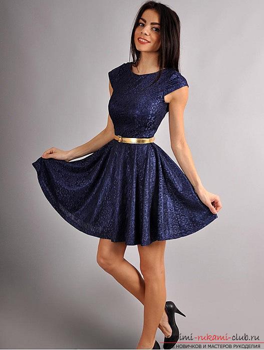 Яркое платье-солнце своими руками с бесплатной выкройкой. Фото №3