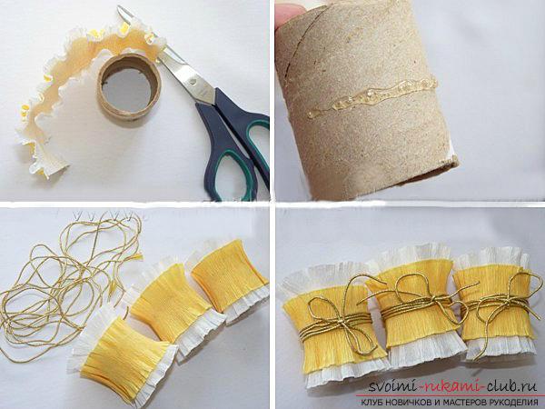 Мастер-класс по изготовлению бумажной подставочки для яиц, а также инструкция по созданию яйца из бисера своими руками