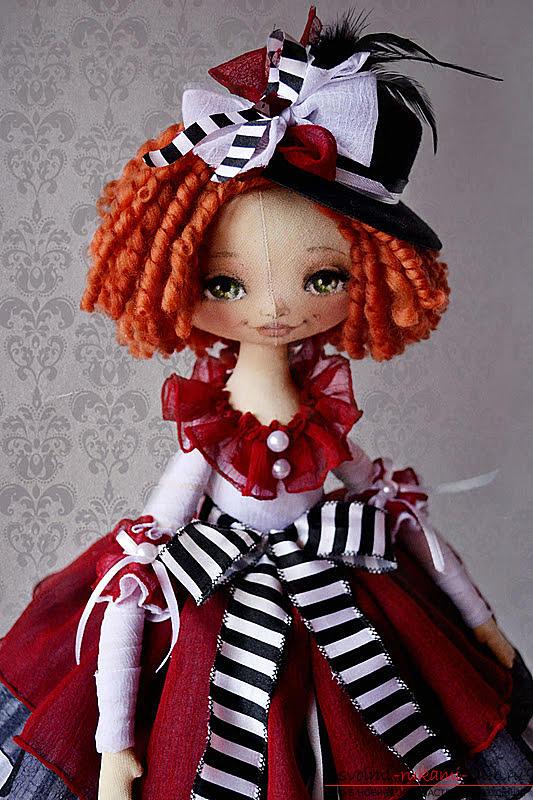 Куклы из текстиля своими руками и выкройки к ним петух на чайник 74