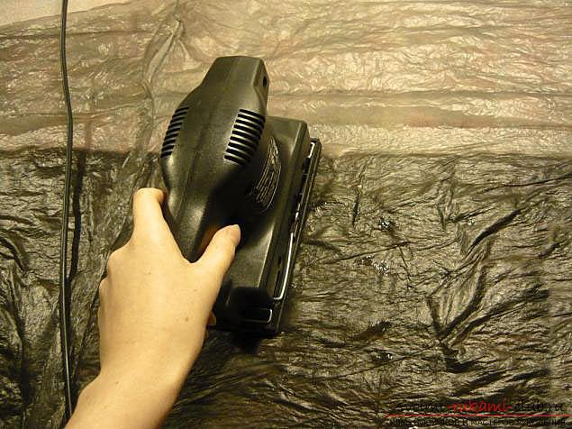 Как свалять стильный шарфик своими руками. Фото №2