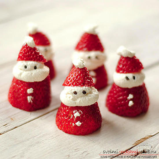 Новогодние поделки своими руками, Дед Мороз своими руками, как сделать Деда Мороза, поделки вместе с детьми, идеи и подробные уроки.. Фото №5