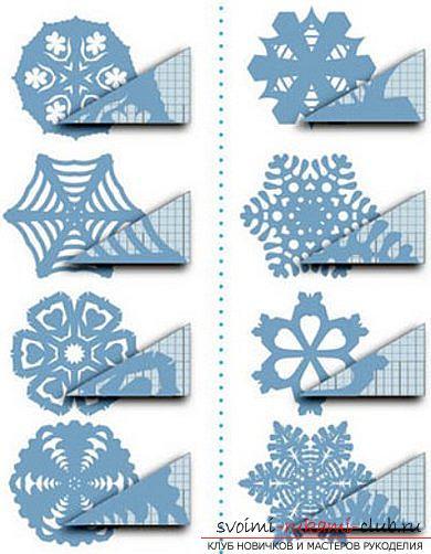 Новогодние трафареты на окна, как декорировать окно с помощью бумажных элементов, как сделать и какие есть способы использования новогодних трафаретов на окна.. Фото №6