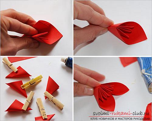 Как создать своими руками поделку в технике оригами для детей возрастом 9 лет.. Фото №11