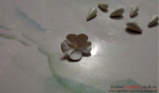 Как создать браслет из полимерной глины своими руками, мастер класс с фото.. Фото №31
