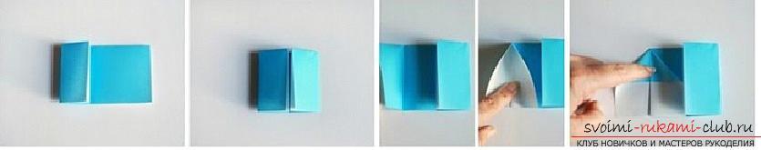 Создание поделок из бумаги своим руками в технике оригами для детей 5 лет.. Фото №28