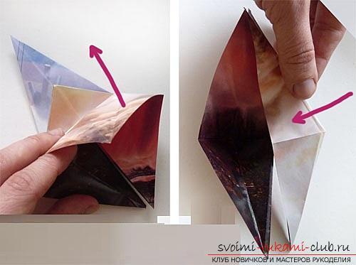 Как создать своими руками поделку в технике оригами для детей возрастом 9 лет.. Фото №19