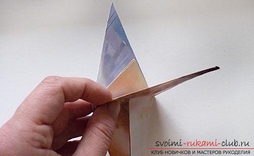 Как создать своими руками поделку в технике оригами для детей возрастом 9 лет.. Фото №20