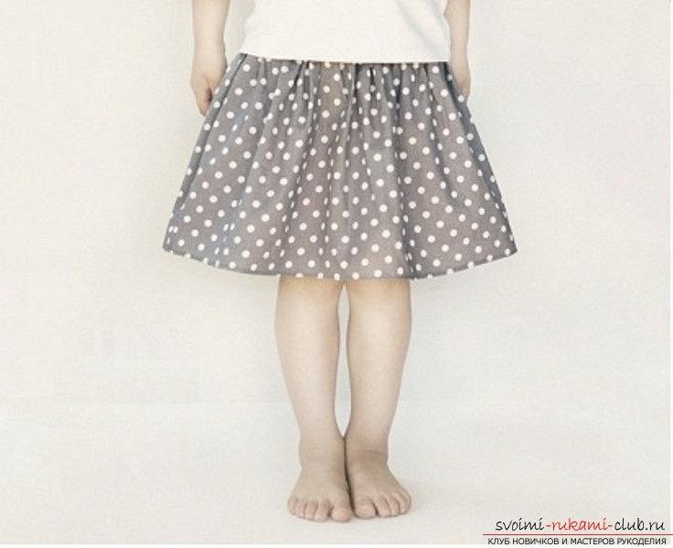 фотоинструктаж по выкройке юбки. Фото №2